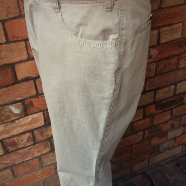 M.E.N.S. Cotton Trouser