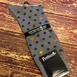 Pantherella Cotton Spot