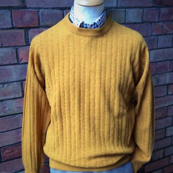 Cable Knitwear