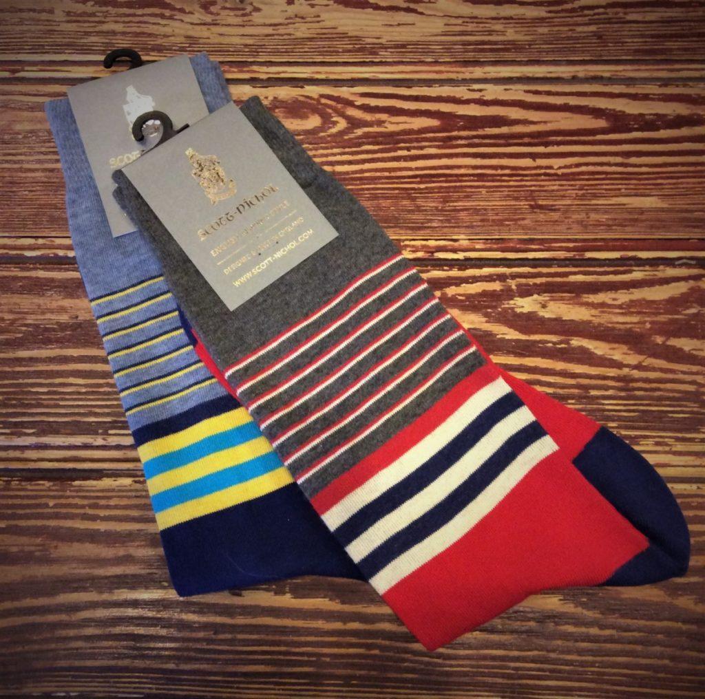 Scott Nichol Socks